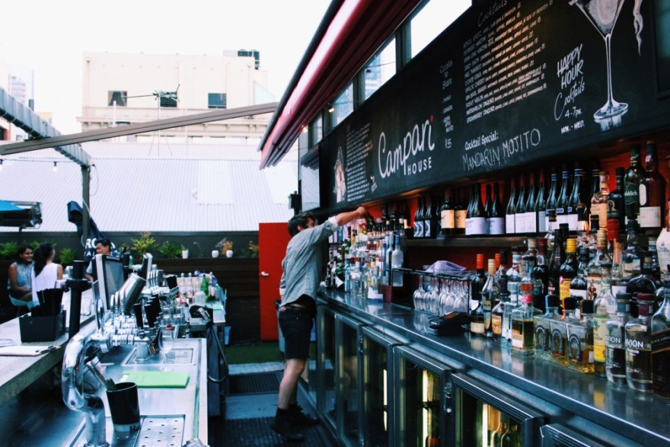 Campari House Melbourne