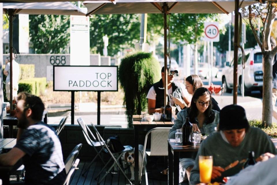Top Paddock Melbourne