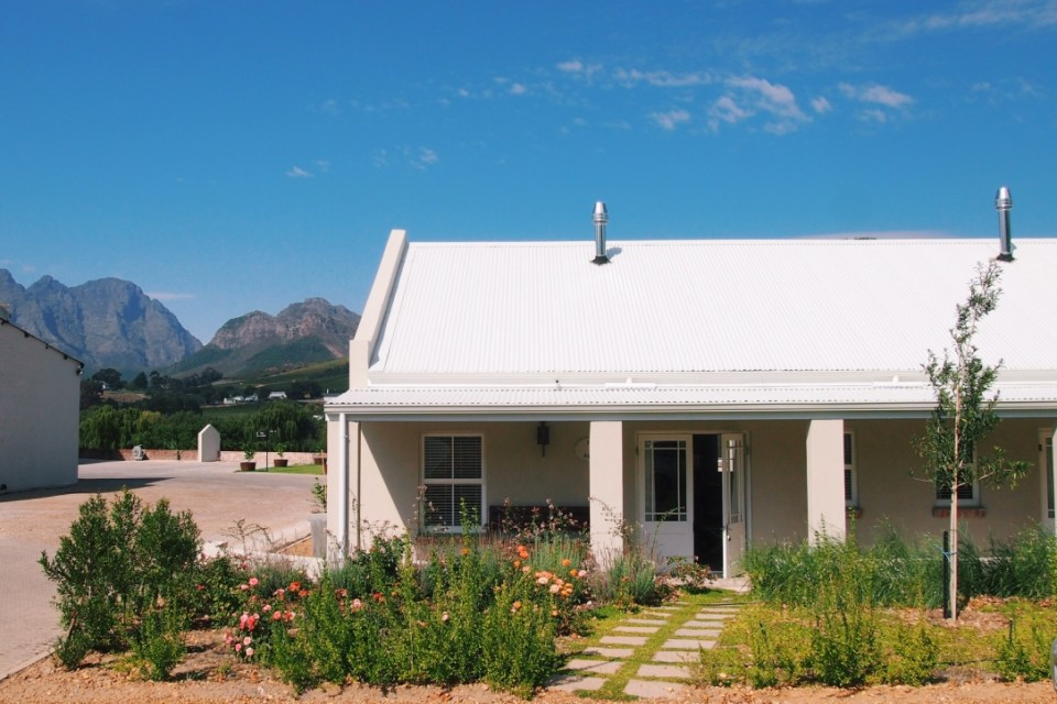 Franschhoek Cellars Cottage