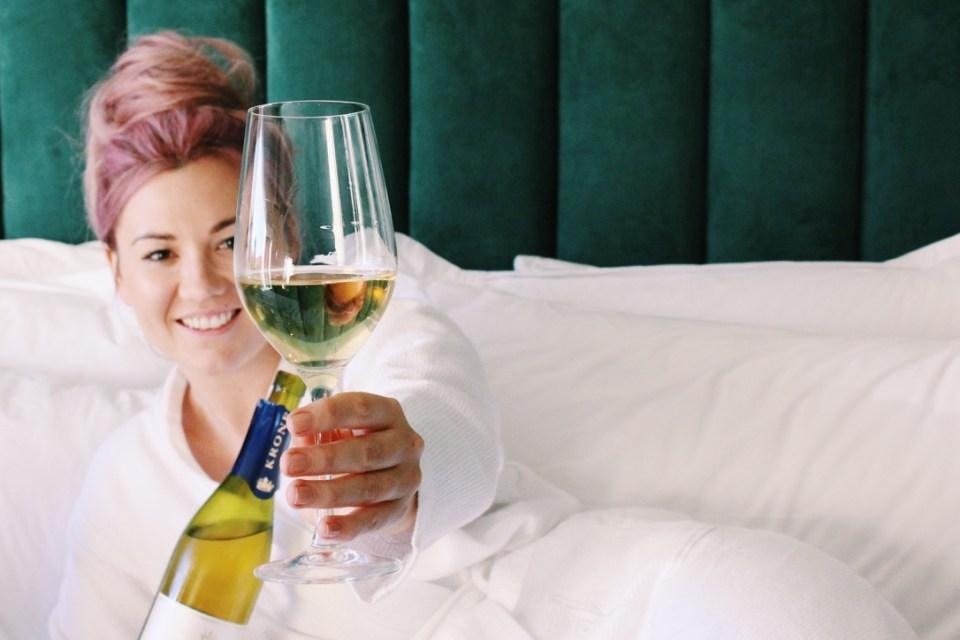 Krone Chardonnay Pinot Noir gass