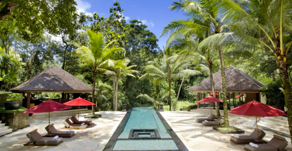 Villa The Sanctuary Bali Pool