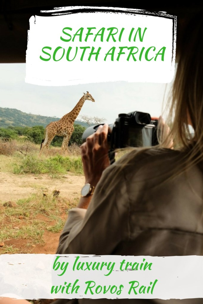 Unique Safari Experience South Africa