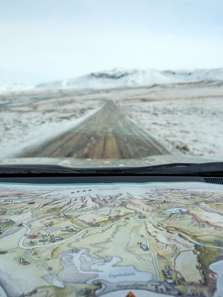 planning iceland road trip