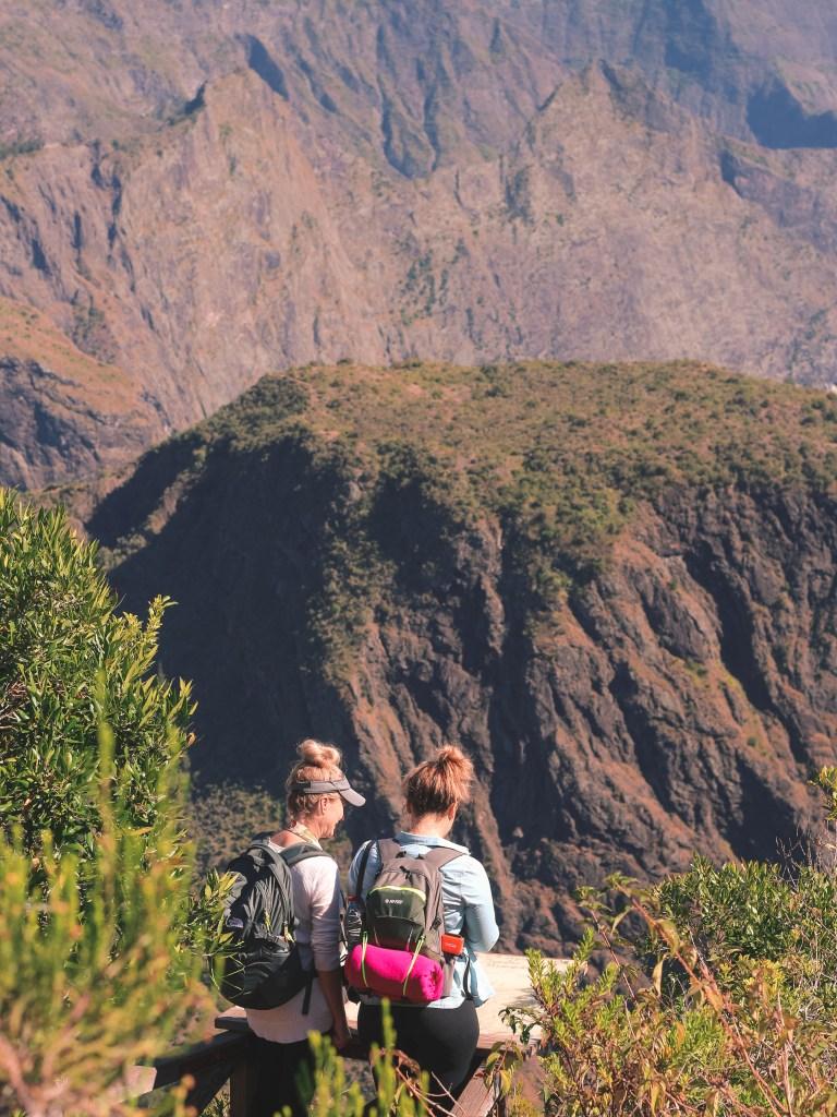 la nouvelle view point mafate reunion island hiking guide