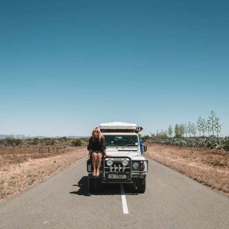 road tripping Karoo