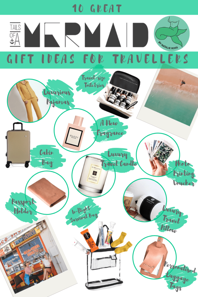 gift guide for travellers