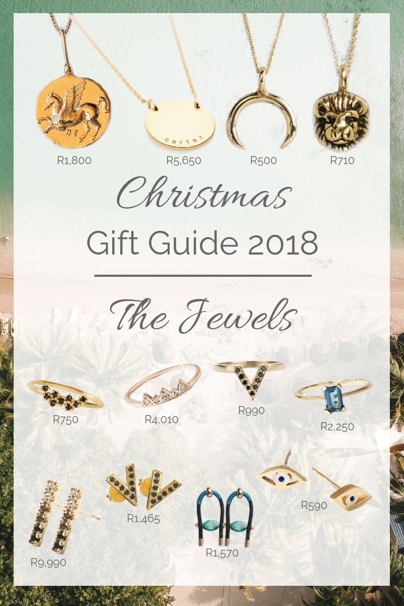 christmas gift guide south african jewellers