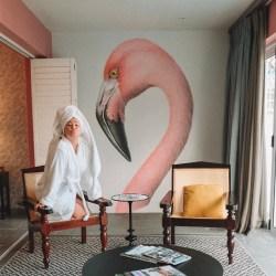 majeka house flamingo room stellenbosch