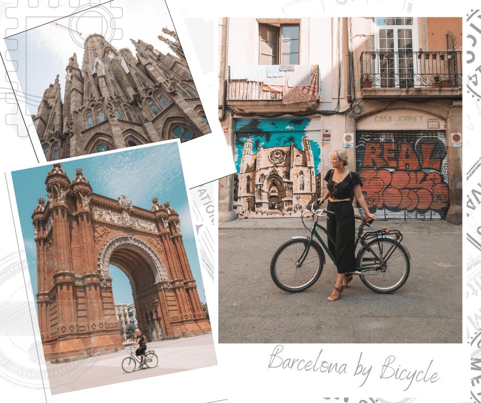 barcelona bicycle and tapas tour