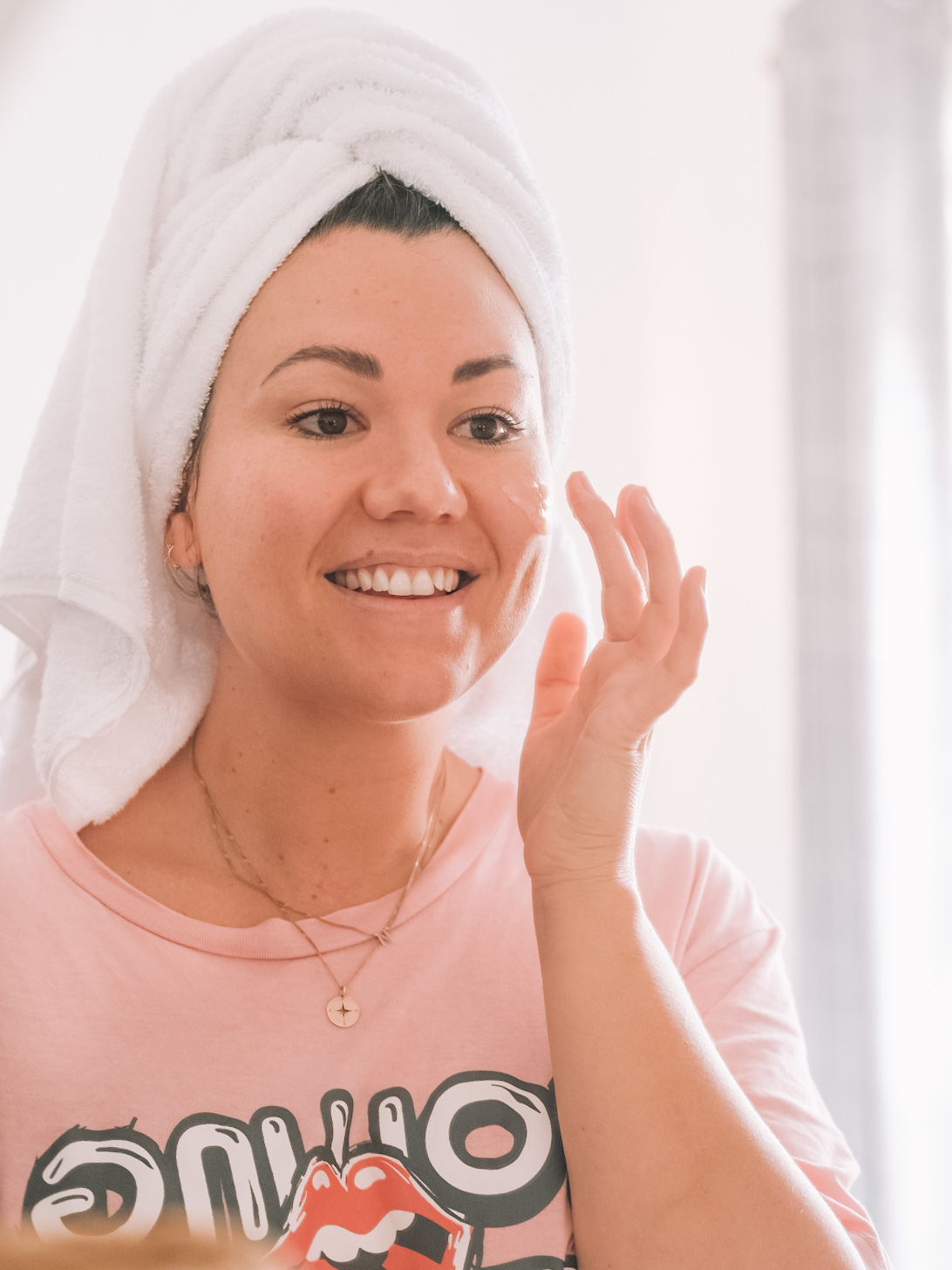 tailsofamermaid skincare routine lamelle