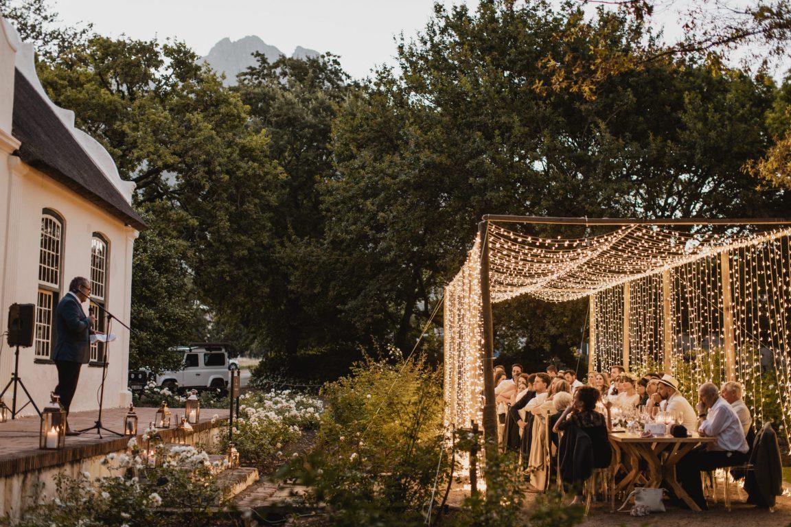 Reception Natalie Roos Keenan Mulvaney Wedding Boschendal
