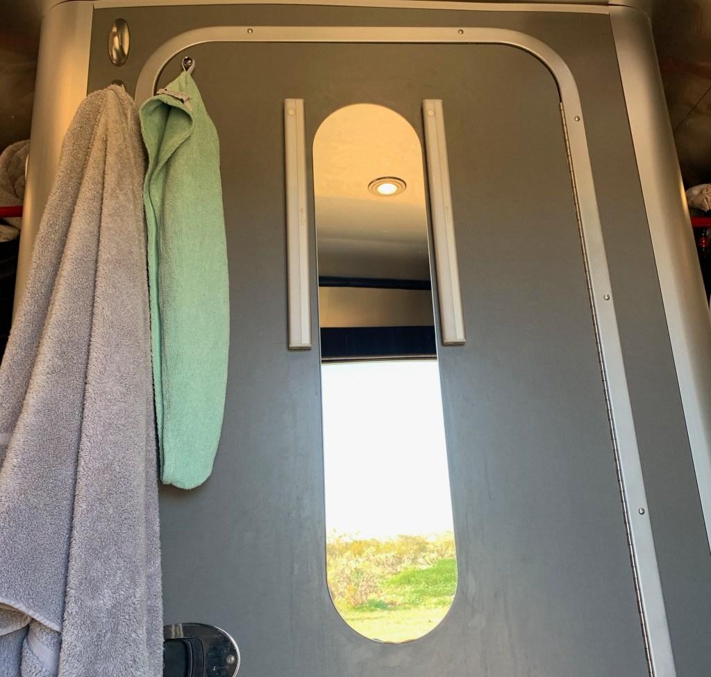 Airstream Basecamp Mirror Lights