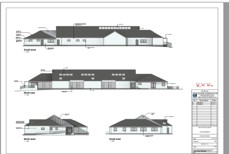 External Elevations