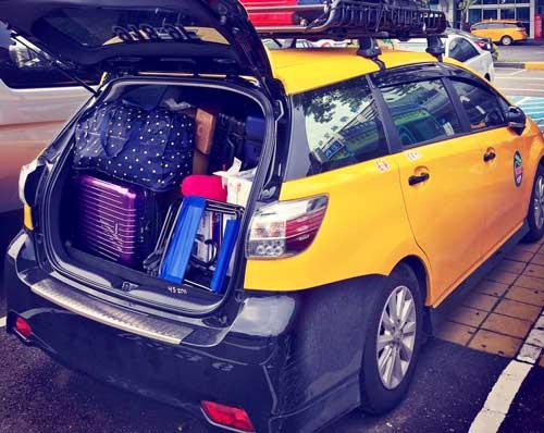 計程車叫車電話台南市中華衛星台南車隊