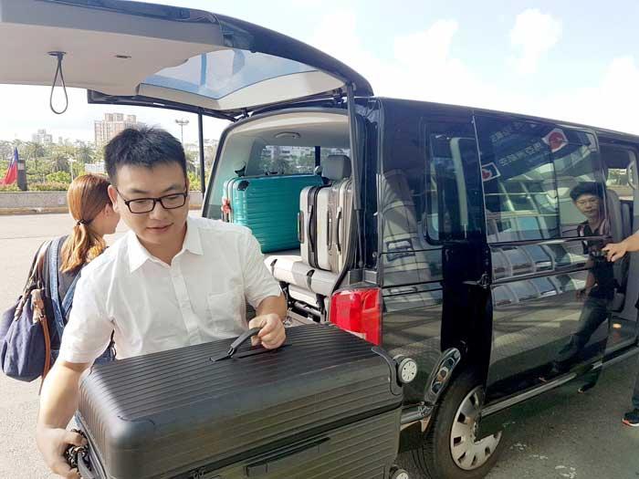 台南座車到小港機場-客人留言|台南計程車中華衛星