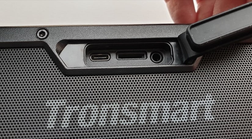 Đánh giá loa Bluetooth Tronsmart Element Force 40W Sound Pulse