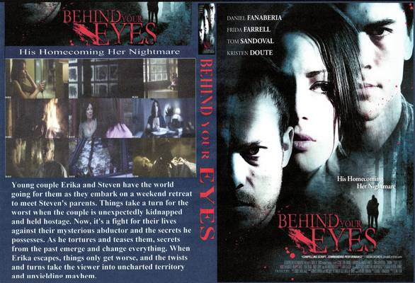 Behind Your Eyes 2011 DVD Front Cover id65378 | Covers Hut