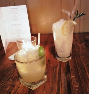 Cocktails from Oxford Retreat
