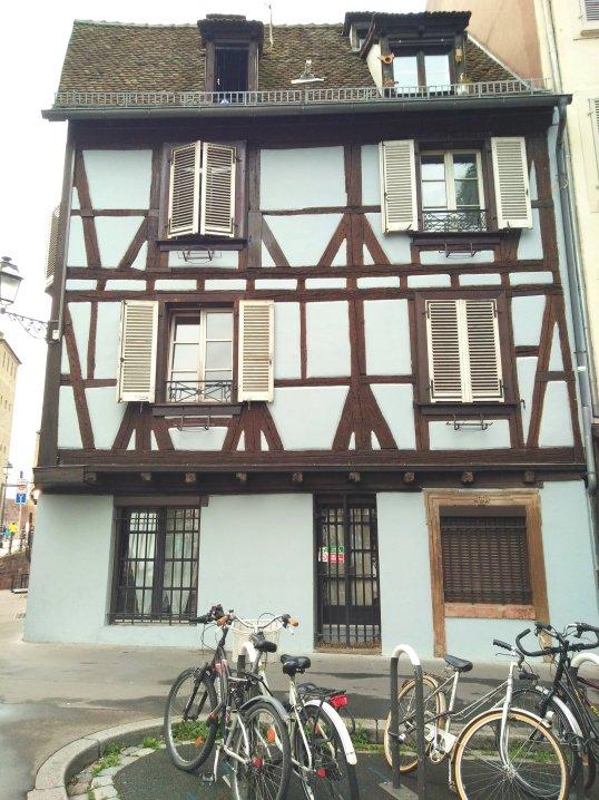 strasbourg-france-bikes