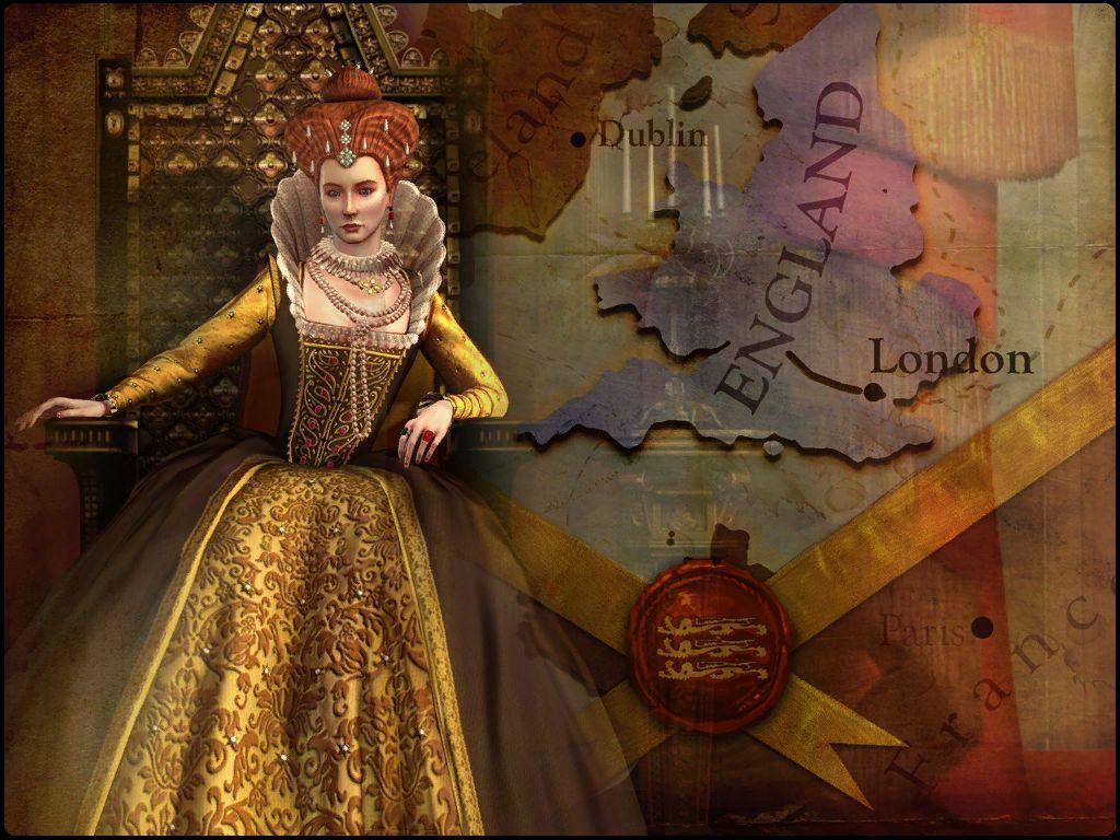Загадка Елизаветы Тюдор