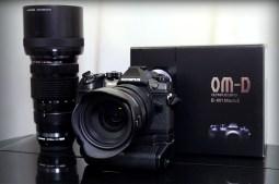 OLYMPUSOM-D E-M1 Mark II