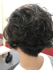 くせ毛,ショートカット,くせ毛カット,くせ毛