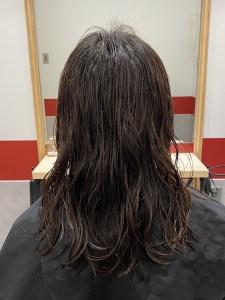 縮毛矯正,ストレートパーマ,髪質改善,広島,ビフォーアフター