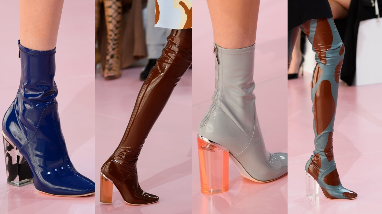 Why Dior Patent Calfskin Ankle Boot is the Secret Ingredient