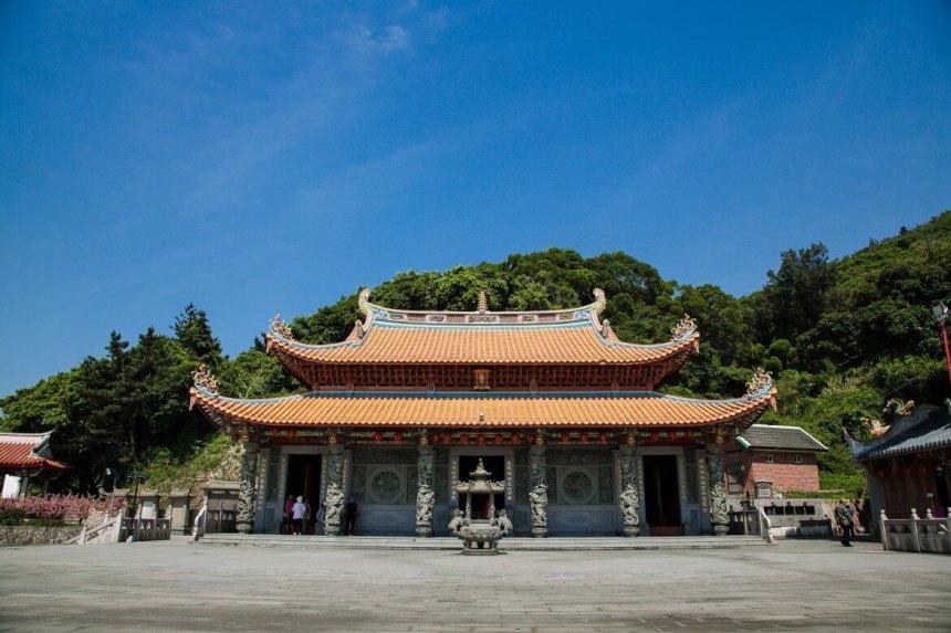 Magang Mazu Temple