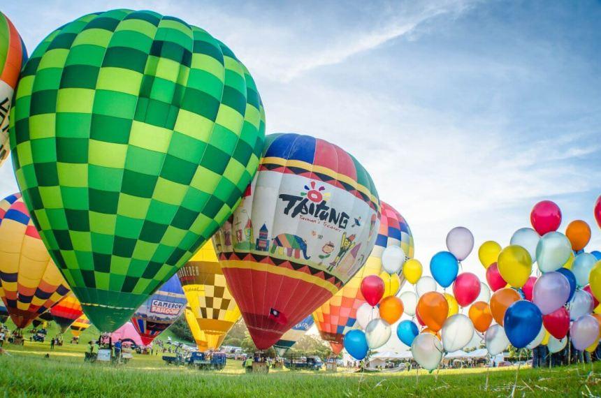 Taiwan Scene_MyTaiwanTour_Taitung Hot Balloon Festival