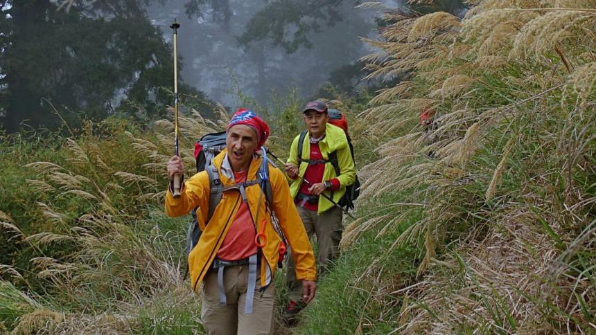 Taiwan Scene_MyTawanTour blog_interview with Peter Kurz_hiking in Taiwan