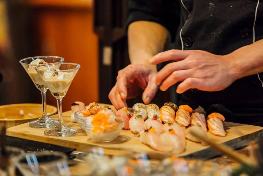 taiwan-scene-taipei-food-合掌村壽司-Shirakawago-Sushi