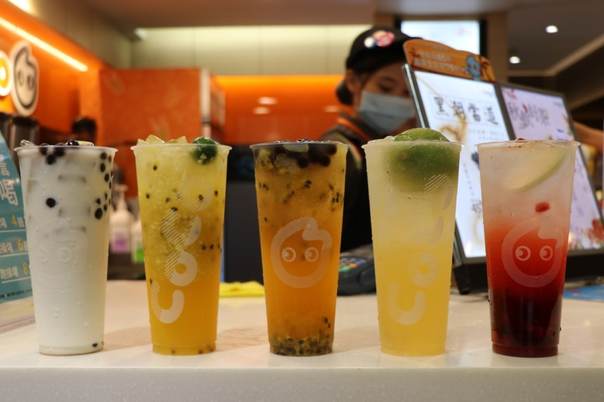 Bubble Milk Tea and Beyond in Taiwan (part one) – Taiwan