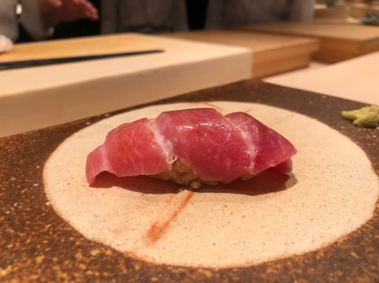 omakase of Sushi Ryu (image source: hungryintaipei)
