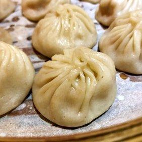 Kao Ji offers soup dumplings of thicker skins (image source:Taiwan Scene)