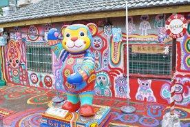 Rainbow village is full of surprise (image source: Taiwan Scene)