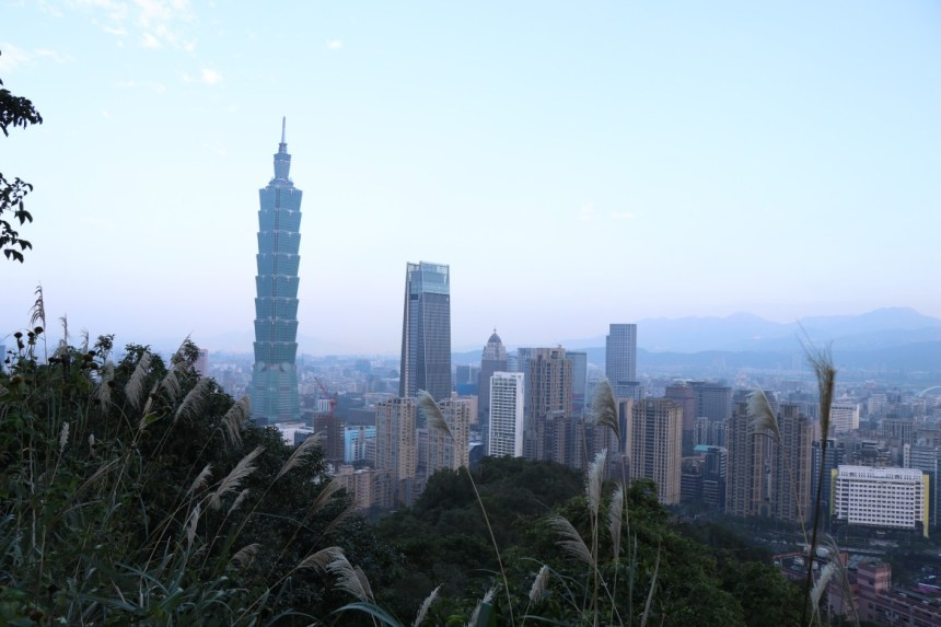 taiwan-scene-hiking-elephant-mountain-xiangshan-3