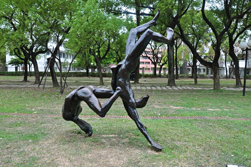 taichung-attraction-calligraphy greenway-1