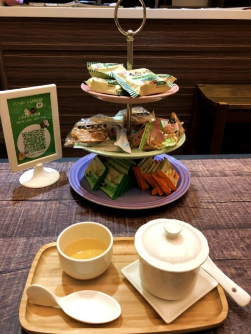 Taipei-spa-and-massage-A-T-Spa-snacks.JPG