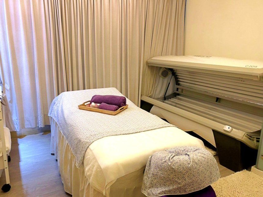 Taipei-spa-and-massage-Liao-Mei-Xue-spa-massage-room