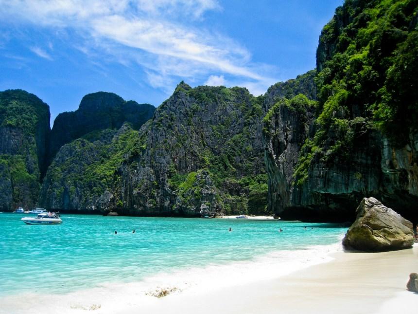 Taiwan_Scene_Taiwan_or_Thailand_Maya Beach Thailand