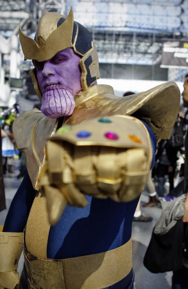 Probably not the real Thanos. (Image: Wiki-Commons)