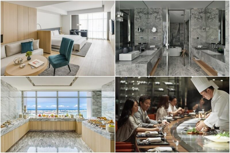 Silks Club, the best hotel in Kaohsiung, is also a nice restaurant.