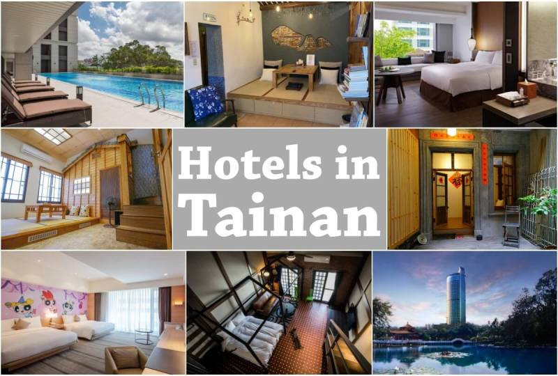 hotel, hostel and b&b in Tainan.