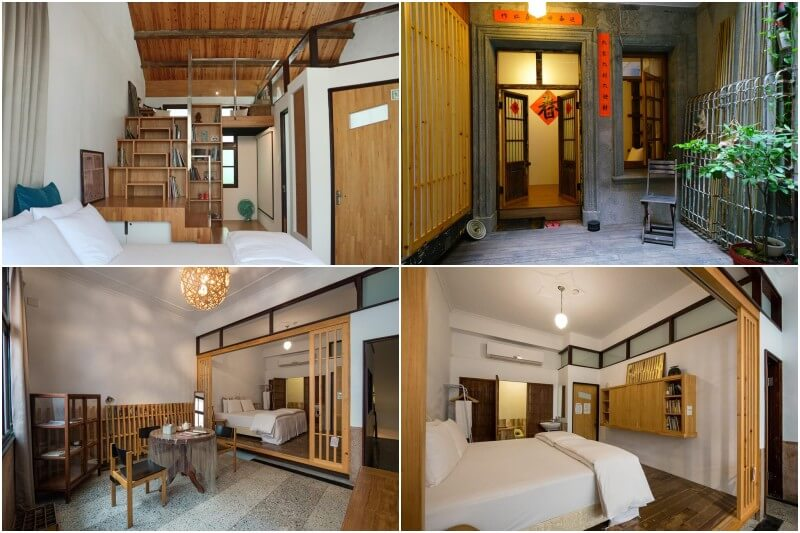 Thinking Homestay is where to experience true lives of people in Tainan.
