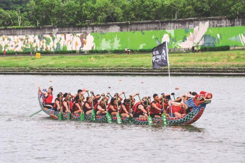 Enjoy Dragon Boat Festival with BlackTide in Taiwan.