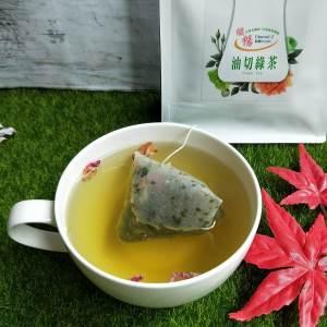 油切綠茶包推薦