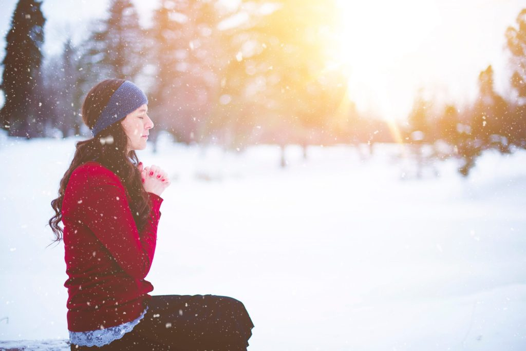 冬天保暖身體