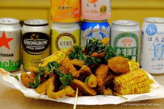 【台中東區】胖師父鹽酥雞。醬料香甜特別,炸物酥脆好吃