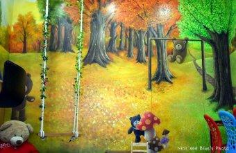 2015 09 19 105831 - 台中首創3D彩繪牆主題豆花店~熊愛呷豆花,快來被熊熊給包圍吧!大里國際觀光夜市旁